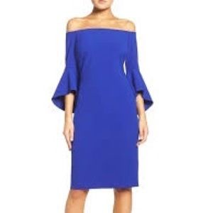 Chelsea28 Off Shoulder Cocktail Dress Size 8